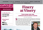 Southeast Regional: Finery at Vinery