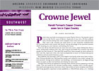Southwest Regional: Crowne Jewel