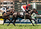 Spanish Queen Carries On in American Oaks