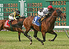 Monmouth Stakes Belongs to Speaking of Which