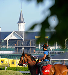 21 Horses to be Entered in Kentucky Derby