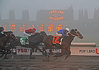 Sportive Overcomes Fog to Win Portland Mile