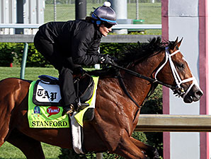 Stanford at Churchill Downs 4.29.15.