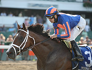 Stanford Grabs Stakes Win in Long Branch