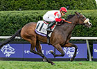 Stephanie's Kitten Claims Filly & Mare Turf