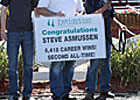 Asmussen Now Second in All-Time Training Wins
