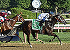 'Maria' Upstages Champ Untapable in Shuvee