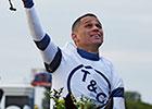 Castellano Breaks Own Jockey Earnings Mark