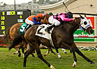Storm Mesa Wins San Clemente in Turf Bow