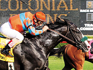 HOF Stakes: Straight Story in the Right Spot?
