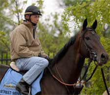 Ocala Stud, O'Farrell Rooting for Street Sense in Preakness