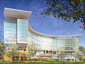 Suffolk Downs Applies for Casino License