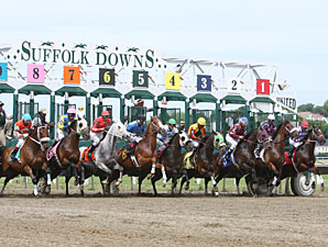 Suffolk Downs Cancels May 25 Live Racing