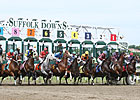 Suffolk Downs Cancels Aug. 30 Card
