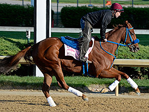 Sugar Shock - Churchill Downs, April 23, 2014