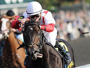 Sum of the Parts wins the 2012 Stoll Keenon Ogden Phoenix Stakes.