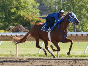 Summer Bird Drills Six Furlongs at Monmouth