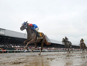 Ice Mulls Options for Belmont/Travers Winner