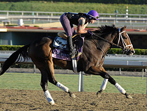 Summer of Fun at Santa Anita 10/29/2012.