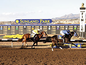 Sunland Park Begins 76-Day Meet Dec. 7