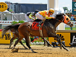 'The Other Pletcher' Upsets Allaire du Pont