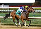 Super Majesty Holds On for Dogwood Win