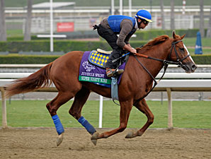 Three Scratched out of Breeders' Cup