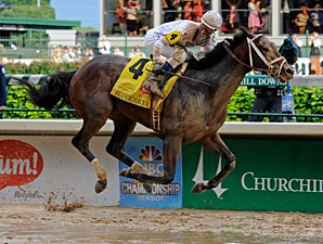 Derby Winner Super Saver Retired