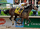 Charging to the Kentucky Derby