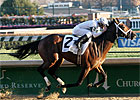Super Win in Kentucky Jockey Club