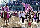 Bright Pink New Charity for Churchill Downs