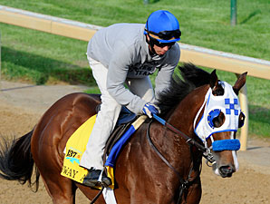 Sway Away Works; Santiva to Skip Preakness