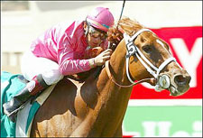 One Sweet Win for Trainer Mullins at Del Mar