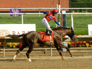 Swift Temper Handles Pace, Wins Delaware 'Cap
