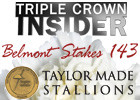 Triple Crown Insider - Belmont Stakes 14