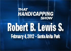 THS: The Robert B. Lewis Stakes