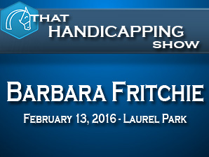 That Handicapping Show: The Barbara Fritchie