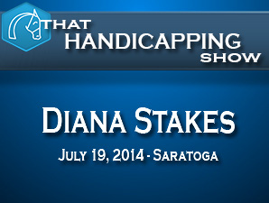 That Handicaping Show: The Diana Stakes