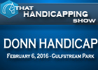 That Handicapping Show: The Donn
