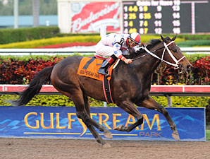 Tackleberry Back for More in Gulfstream 'Cap