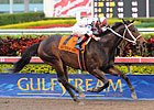 Tackleberry Back for More in Gulfstream &#39;Cap