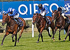 Taghrooda, Treve, Japanese Take Aim on Arc