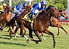 Tajaaweed Grabs Arlington Handicap Victory