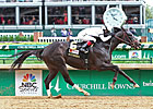 Florida Derby Winner Take Charge Indy Retired