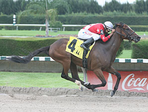 Tannersville wins the 2011 Our Dear Peggy.