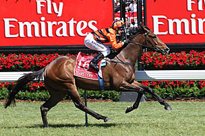 Stunning Upset at Flemington