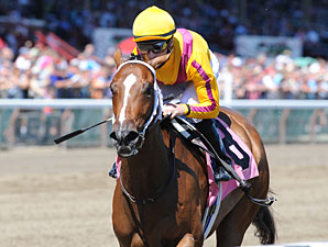Teen Pauline Among Top Fillies in Spinaway