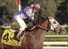 Ten Most Wanted Begins Working Toward Breeders' Cup Classic