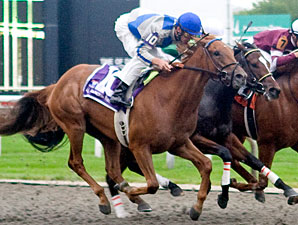 Terrain Tunes Up For Louisiana Derby