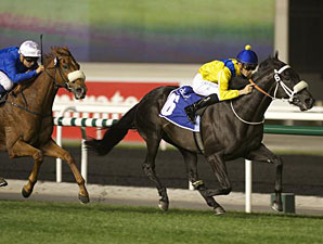 De Kock Lands Al Rashidiya with The Apache